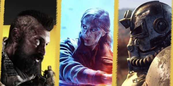What We Do (And Don't) Want To See In 'Black Ops 4,' 'Battlefield V,' And 'Fallout 76'
