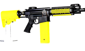 The Army's New Non-Lethal Weapon Basically Lets Soldiers Shoot Enemies With Hot Sauce