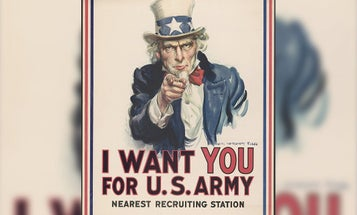 Be All You Can Be And Help The US Army Come Up With A New Slogan