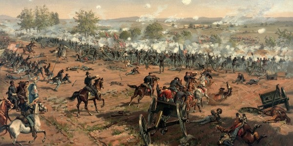 Nearly A Third Of Americans Believe A Second Civil War Is On The Horizon