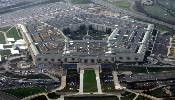 Trump's Pentagon Quietly Made A Change To The Stated Mission It's Had For Two Decades