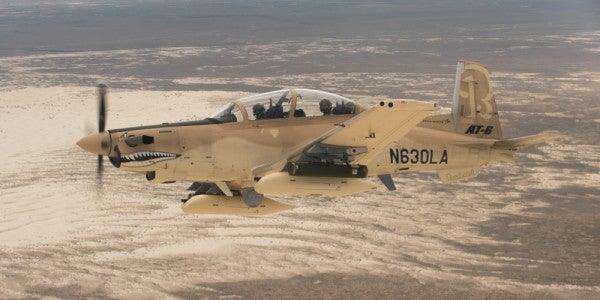 The Air Force Could End Its Light Attack Aircraft Experiment Following A Fatal Crash