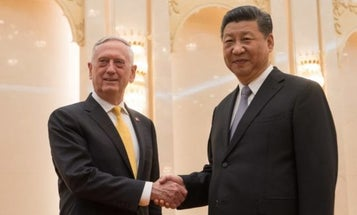 Marines May Be Headed For Taiwan For The First Time Since 1979