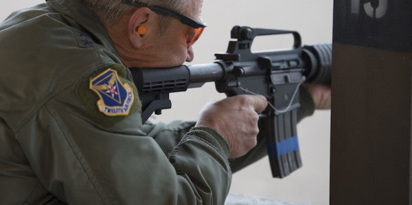 The Air Force Is Getting A New Rifle In Its Ejection Survival Packs