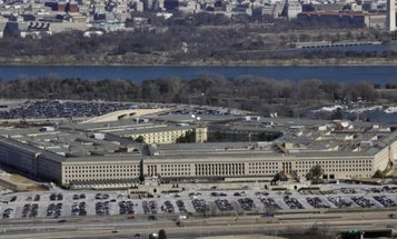 Searching For Booze And Exotic Dancers In The Pentagon
