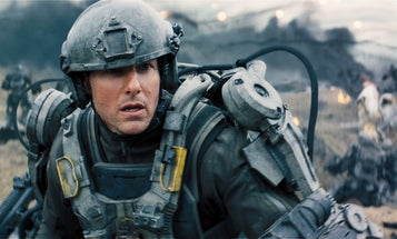 How 'Edge Of Tomorrow' captures the terrible future of real-world amphibious assaults
