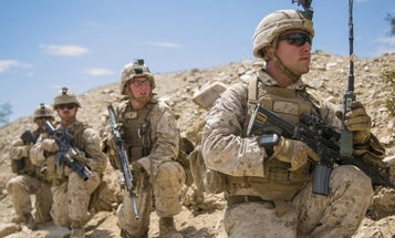 Marines Offering Grunts Up To $70,000 To Become Squad Leaders And Re-Enlist