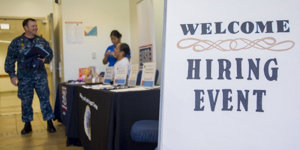 Here's How Veterans Can Nail A Civilian Job Interview