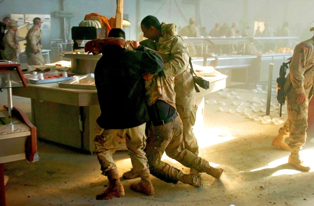 The inside story of the deadliest attack on a U.S. military base during the Iraq War