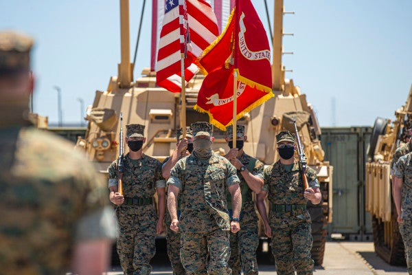 Sorry, but the real Marine Corps birthday is in July