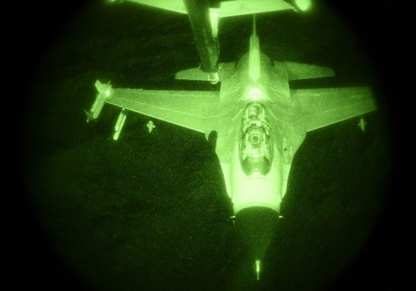 A fighter pilot breaks down one of his most dangerous tasks: aerial refueling