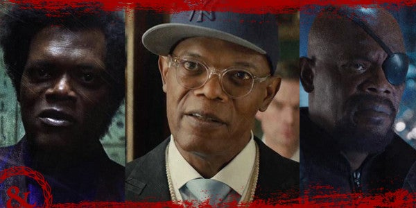 Samuel L. Jackson has killed more than 1,700 people on screen. Which is just, wow. That's a lot