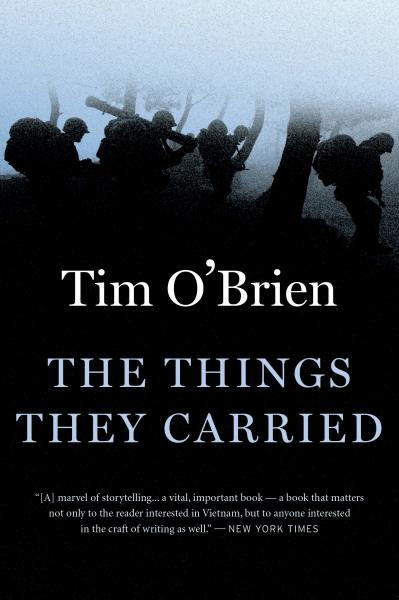 The iconic Vietnam War novel 'The Things They Carried' is getting a film with a star-studded cast