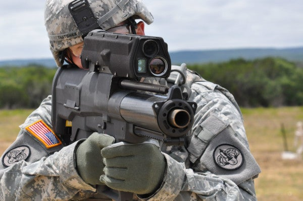 The Army wants its new grenade launcher to succeed where its 'Punisher' airburst weapon failed