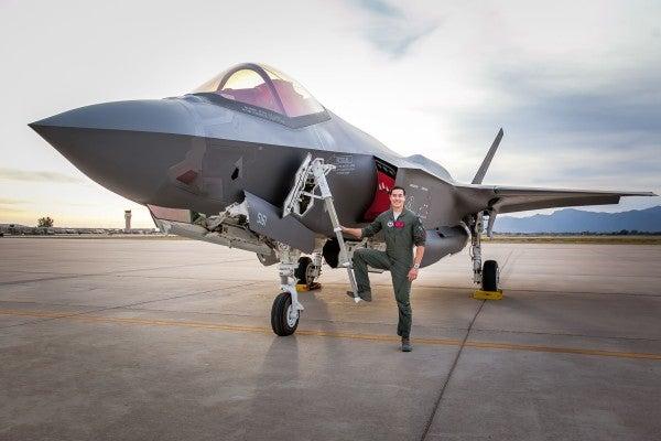 An F-35 pilot reveals why good fighter pilots never skip leg day