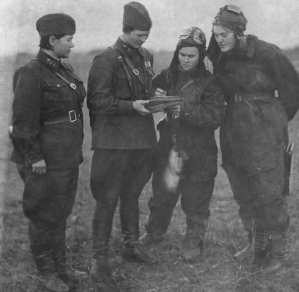 Meet the Night Witches: The female pilots who struck fear into Nazi troops