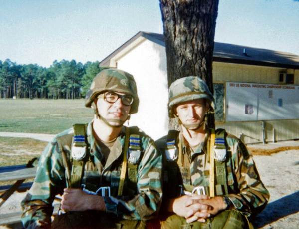'You either went to war or you didn't' — How deployments divide the veteran community