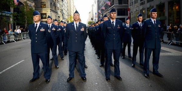 What not to say to a service member on Veterans Day