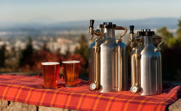 13 Pieces Of Gear For Enjoying A Cold Beer Outdoors (And 1 You Might Need Afterwards)