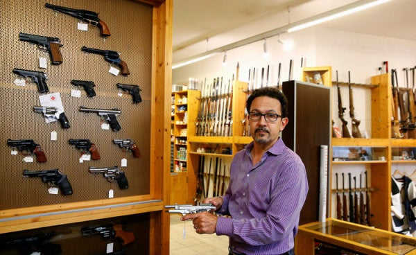 Switzerland Has A Stunningly High Rate Of Gun Ownership — Here's Why It Doesn't Have Mass Shootings