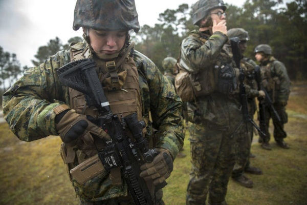 The Marine Corps May Finally Get A New Sniper Rifle — Just Not The One They Need
