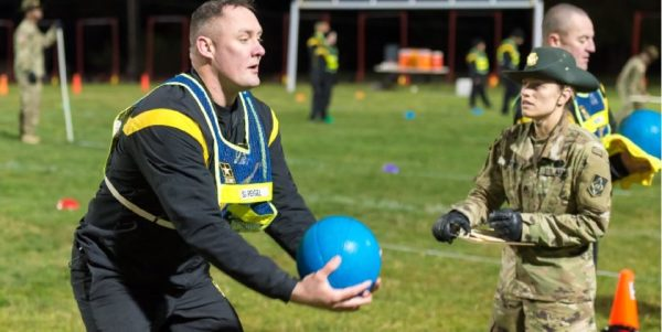 Here's What The Army's Proposed Gender-Neutral Combat Test Really Looks Like