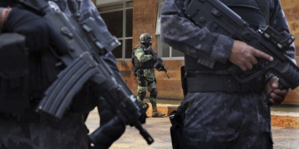 The Big Reason Mexican Cartel Violence Is On The Rise, According To The Pentagon's Top Intelligence Officer