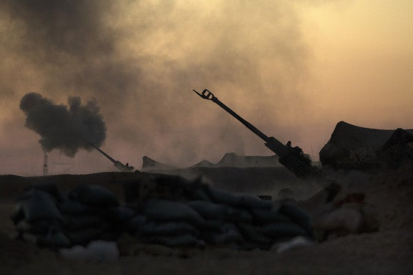 The US Has Nearly Defeated ISIS in Syria, But It May Be Stumbling Into A Bigger War With Russia And Iran
