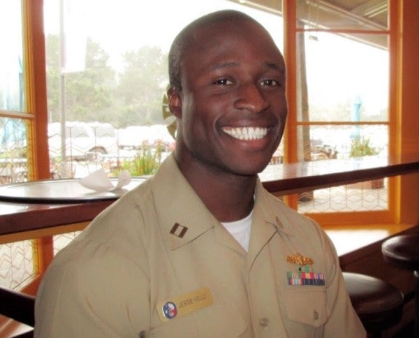 Meet The Navy Reservist Going The Distance At NASCAR In Daytona