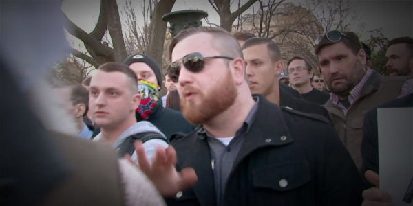Leading US Neo-Nazi Turns Out To Be A Military Faker