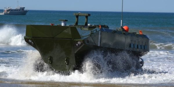 The Marine Corp's First New Amphibious Combat Vehicle In Decades Will Be Totally BAE