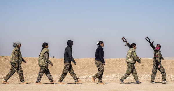 The Turkish Offensive In Syria Proves It's Time To Recalibrate The War On Terror Machine