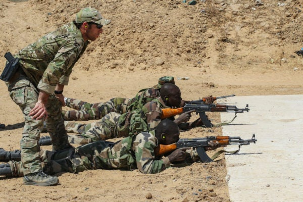 The Pentagon Is Woefully Unprepared For The Global War On Terror's African Front