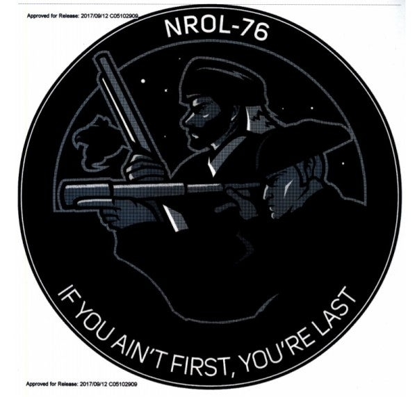 These Heroes Tried To Sneak A 'Talladega Nights' Reference Onto Their Mission Patch