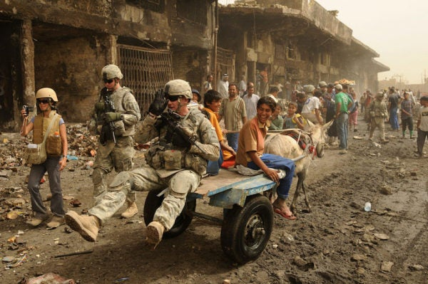 10 Years On, The Iraq Surge May Offer Our Best Hope For Afghan Stability