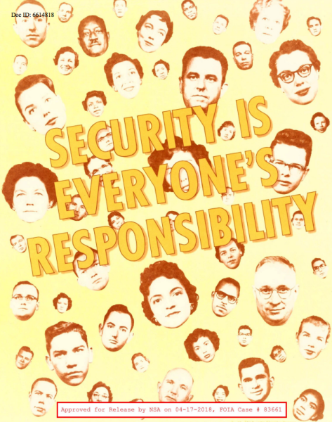 Check Out These Amazing NSA Posters From The 1950s And 60s