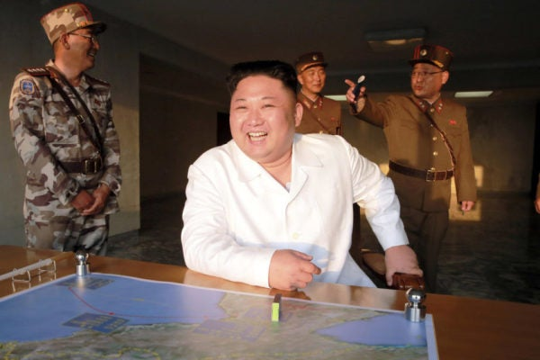The US Reportedly Has 'Unequivocal Evidence' That North Korea Is 'Trying To Deceive' Trump On Its Nuclear Program