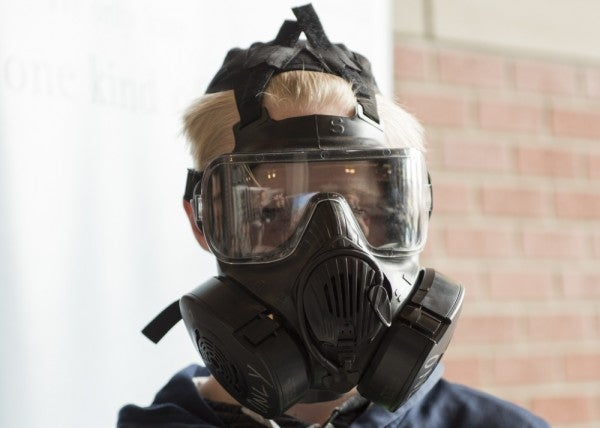 We Have Some Questions About That Airman-Designed 3D-Printed Gas Mask