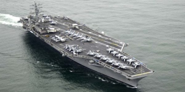 The Navy's Oldest Aircraft Carrier May Get A New Lease On Life