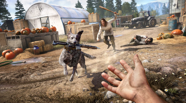 'Far Cry 5' Taught Me To Stop Worrying And Love The Apocalypse