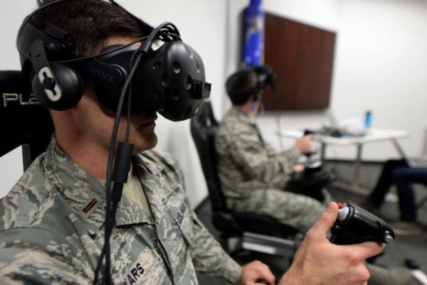 The Air Force Is Looking For A Few Good Gamers