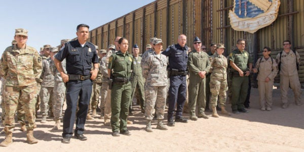 Border Patrol Union: Trump's National Guard Deployment A 'Colossal Waste'
