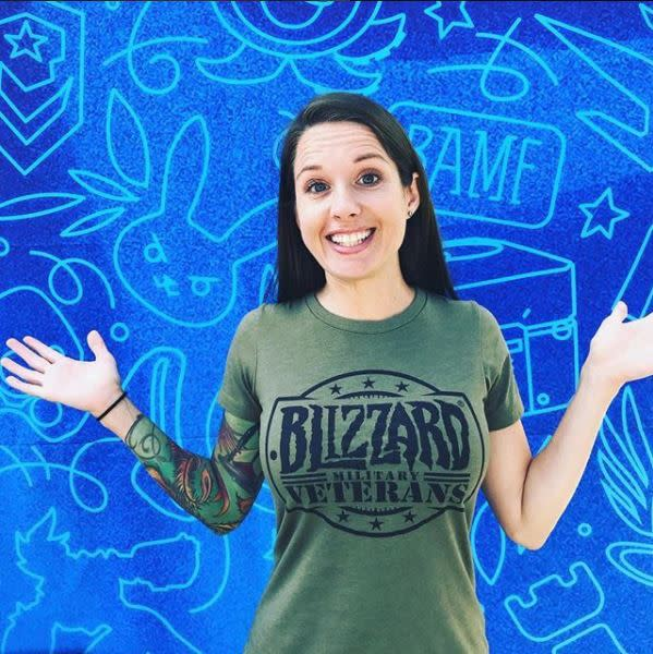Meet 3 Vets Finding Their Calling at Blizzard Entertainment