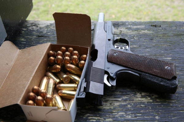The Details Of The CMP's Upcoming Army Surplus M1911 Pistol Sale Are Finally Here