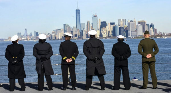 Here's Why The  Navy Is Reactivating The 2nd Fleet To Patrol The Atlantic