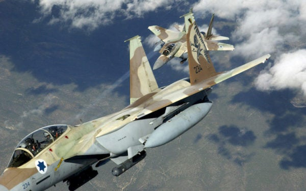 Israel Is Stomping On Iran — And It Could Bring One Of The Worst Wars The Middle East Has Ever Seen