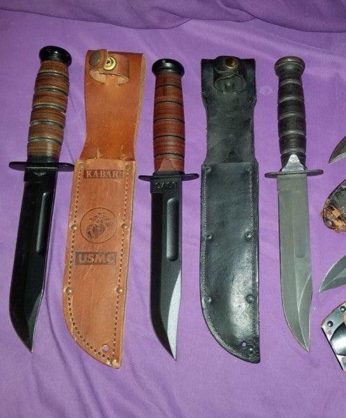 KA-BAR Celebrates 120 Years Of Knife-Making And 'BAR' Slaying