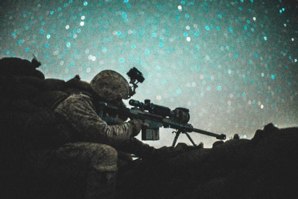 The Marine Corps Is Finally Getting The Sniper Rifle It Deserves