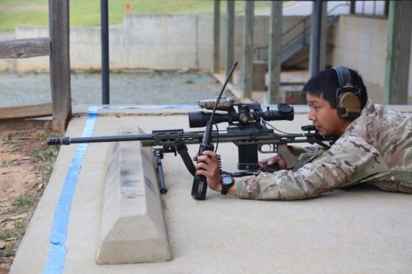 This Green Beret Sharpshooter Team Beats The Hell Out Of Any Supposed Sniper Trick Shot