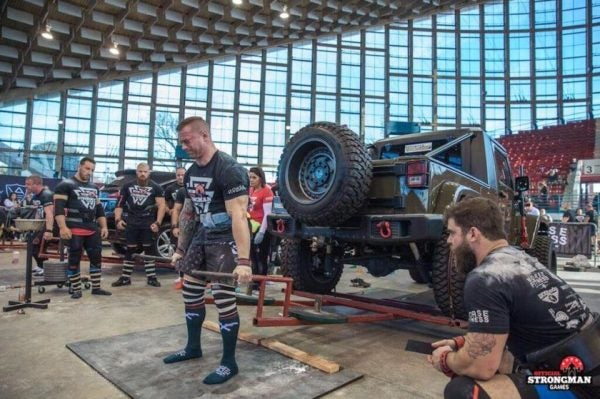 A Champion Army Powerlifter Opens Up About What It Takes To Be 'Army Strong'